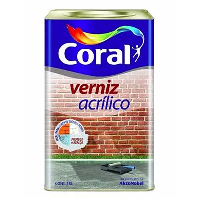 Verniz Acrílico – Coral