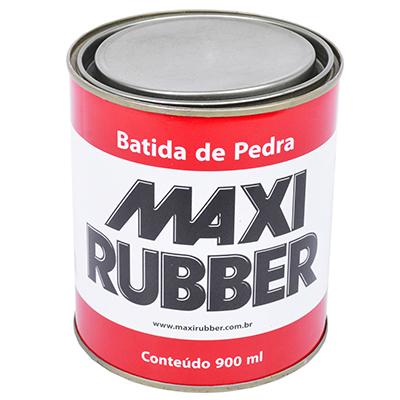 Batida de Pedra-Maxi Rubber