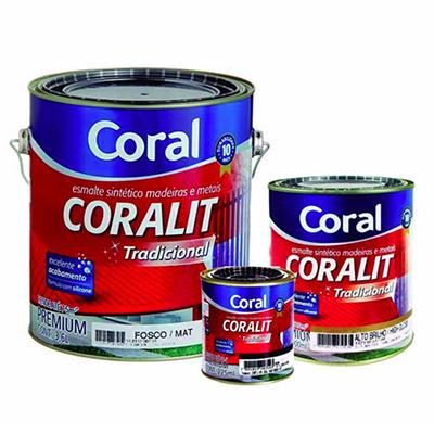 Esmalte Coralit Base Solvente – Coral