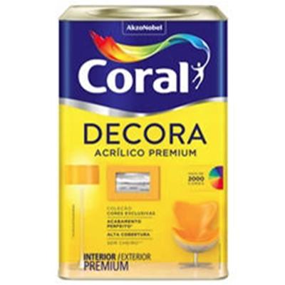 Tinta Acrílica Decora – Coral