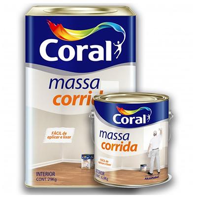 Massa Corrida – Coral