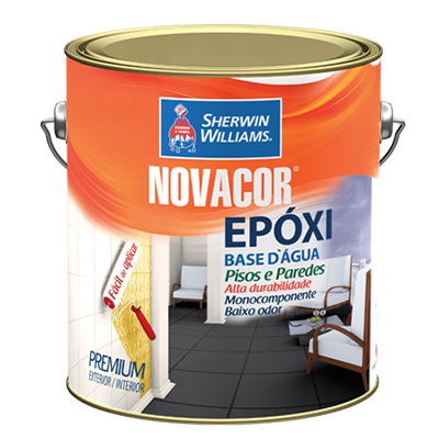 Epoxi Base Água Novacor – Sherwin Williams